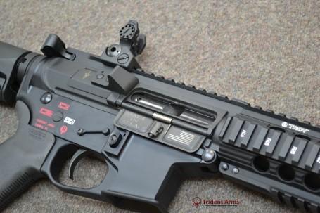 AR-9 Colt Pattern Bravo Close-up
