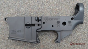 TA-15 Stripped Lower